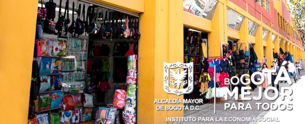Feria de Amor y Amistad en San Andresito de la Calle 38 con emprendedores del IPES