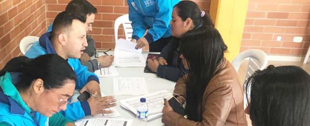 Ofertas de empleo para víctimas del conflicto armado