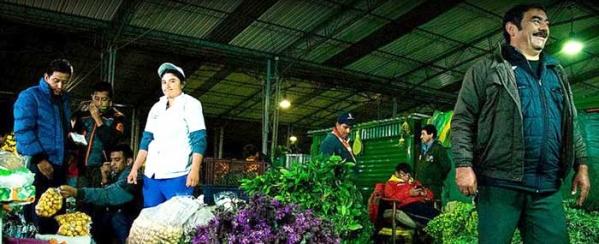 La plaza Samper Mendoza ofrece variedad de hierbas e inciensos para atraer prosperidad en el año 2018