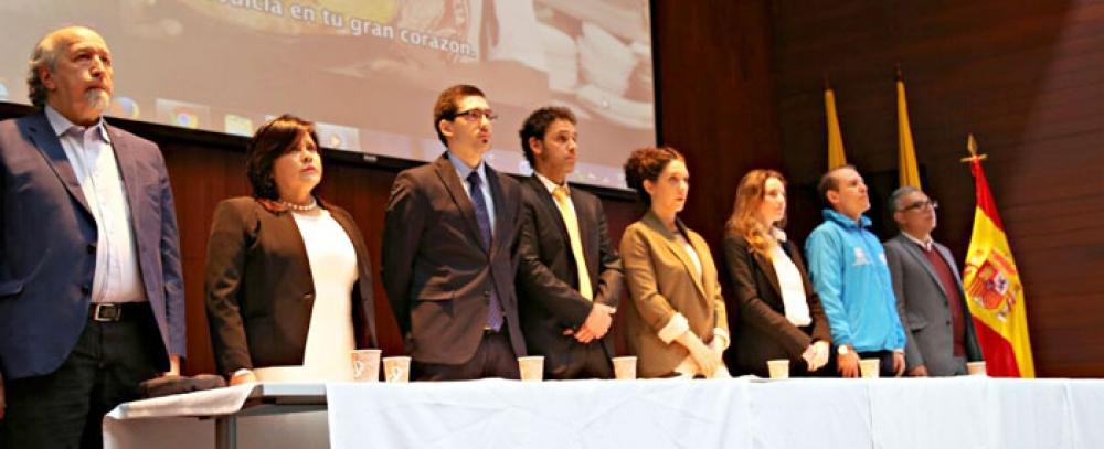 Alcaldía Mayor en alianza con el Gobierno de España implementa estrategias para beneficiar a la economía informal