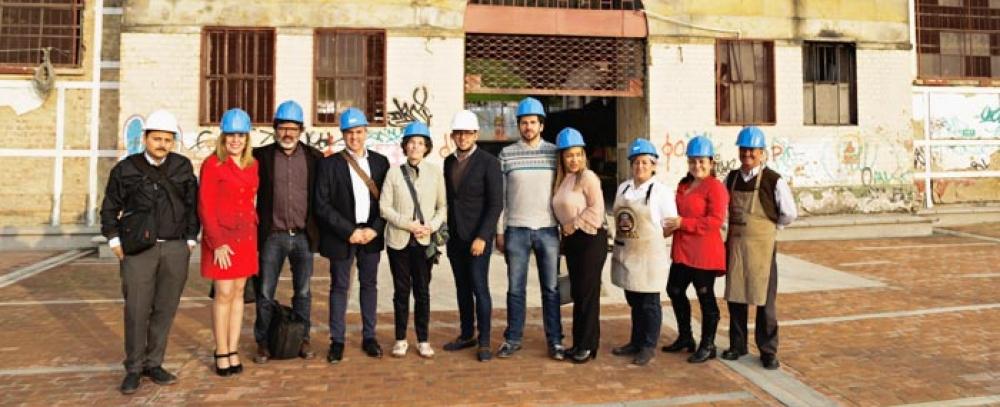 Cooperación IPES – Ayuntamiento de Barcelona España