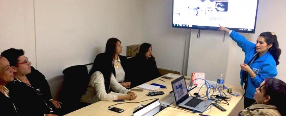 """""""Entornos protectores y territorios seguros"""", un taller que permite conocer y denunciar en derecho actos de violencia intrafamiliar y de género"""