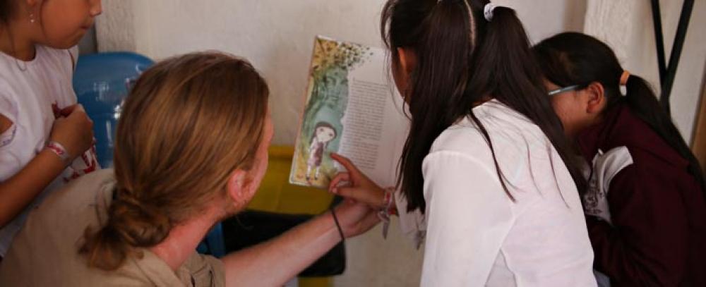 Alcaldía Mayor previene y erradica el trabajo infantil en las plazas distritales de mercado
