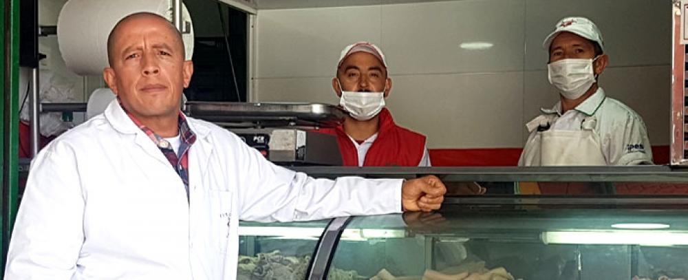Vísceras Jerez, ejemplo de emprendimiento en la Plaza Distrital de Mercado Kennedy