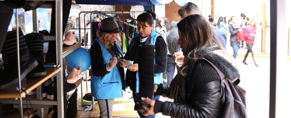 El IPES fortalece el emprendimiento en Bogotá
