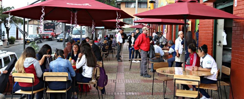 Plaza La Perseverancia nominada en los Premios La Barra