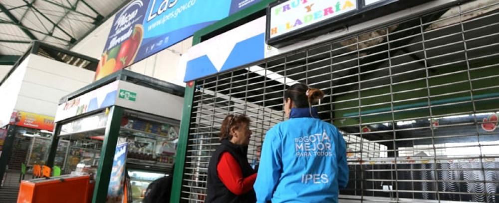 Plaza Las Cruces puso a disposición sus módulos comerciales