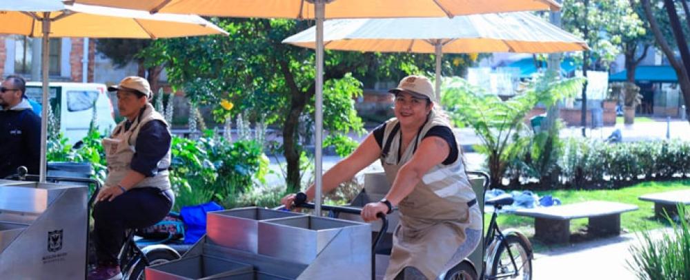 Alcaldía de Bogotá entregará nuevas alternativas a vendedores informales