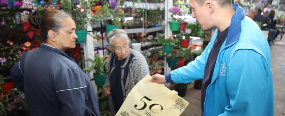 IPES realiza campaña ambiental para disminuir el uso de las bolsas plásticas