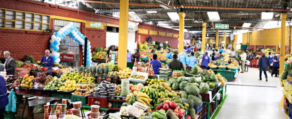 Plazas Distritales de Mercado, un encuentro con el campo