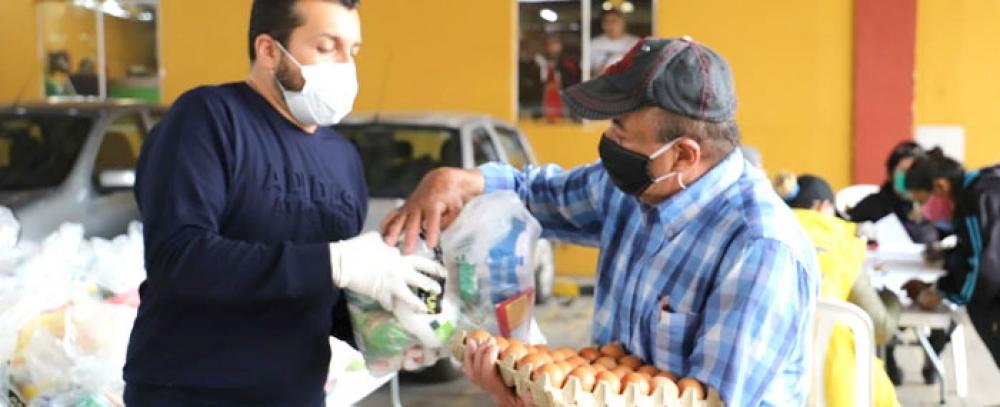 IPES no entregará más mercados con alimentos perecederos