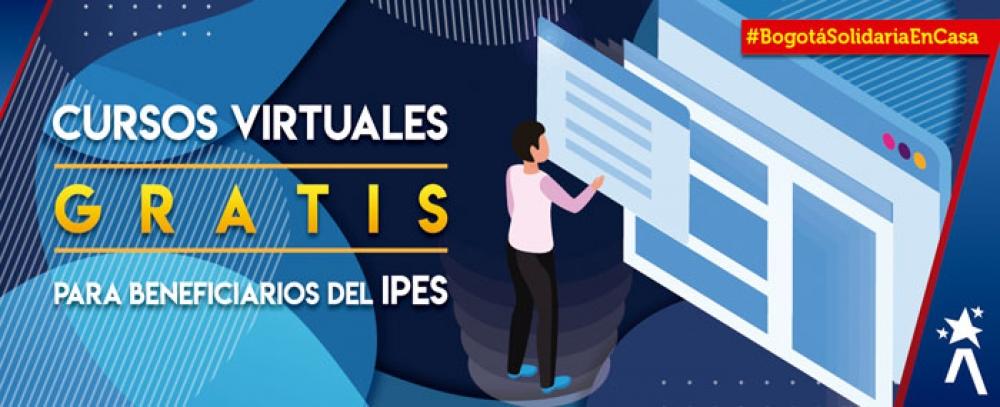 Cursos virtuales gratis para beneficiarios del IPES