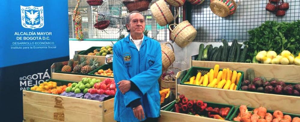 Alcaldía de Bogotá oferta espacios disponibles en las plazas distritales de mercado de la ciudad