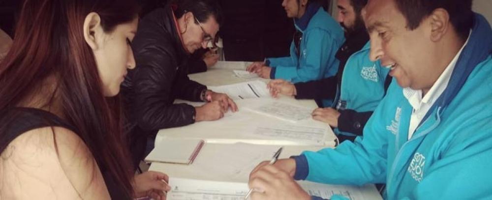 Alcaldía de Bogotá oferta vacantes de empleo en la localidad de Bosa
