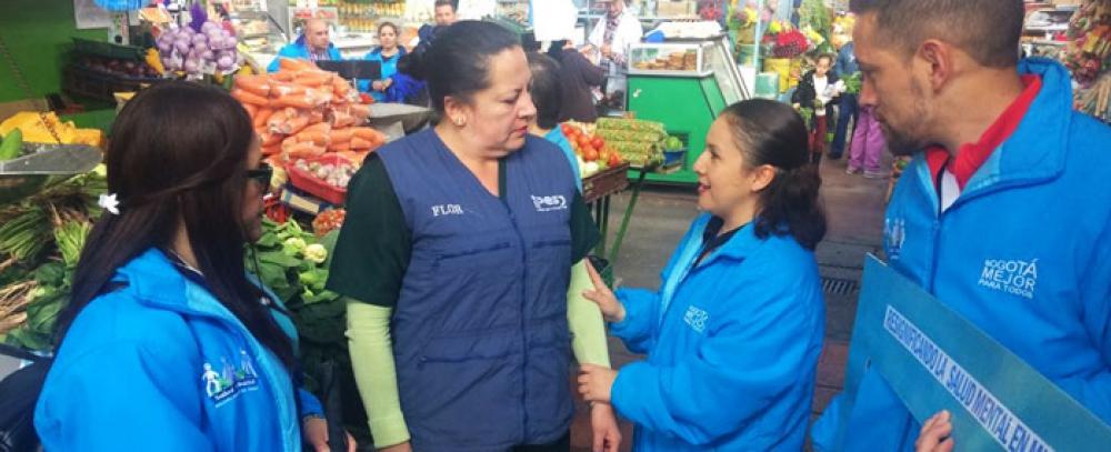 Alcaldía Mayor brinda apoyo profesional a los comerciantes de las plazas para mejorar su productividad y ambiente laboral