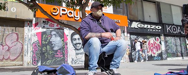El IPES sorteará 176 módulos para la reactivación económica de los  vendedores informales