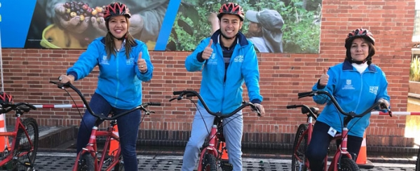 En el Día sin Carro y sin Moto, el IPES oferta 370 cicloparqueaderos gratuitos