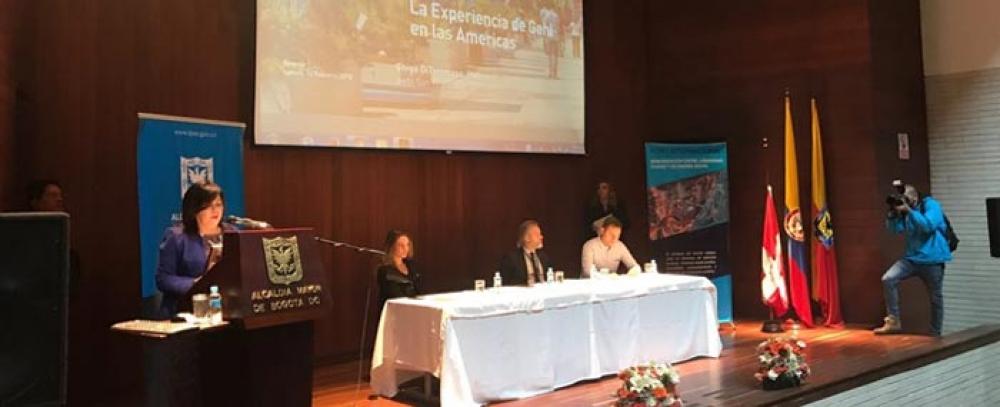 """Foro Internacional Urbanismo, Ciudad y Economía Social"""", organiza Alcaldía Mayor y la Embajada de Dinamarca"""