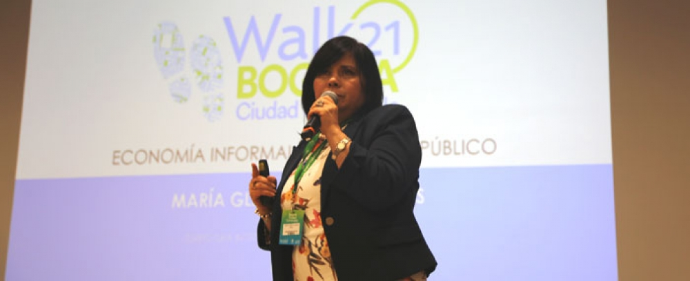 """IPES presente en el congreso Walk21 """"Ciudad Caminable"""""""