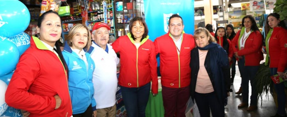 La plaza del Quirigua se expande en el mercado financiero con la inauguración del corresponsal bancario