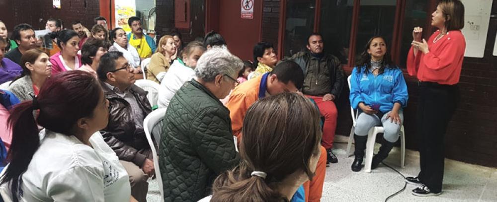 Logros del IPES en la Plaza Distrital de Mercado Siete de Agosto