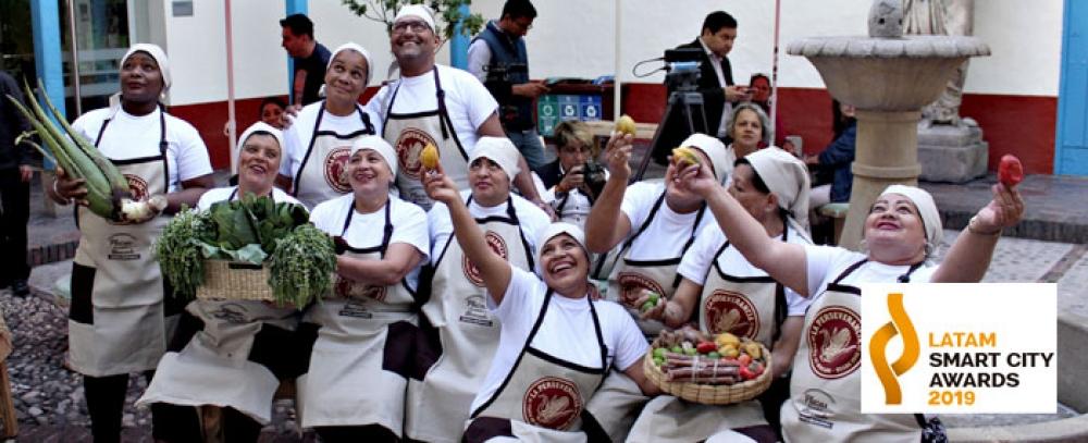 Plazas Distritales de Mercado finalistas en Premios de México