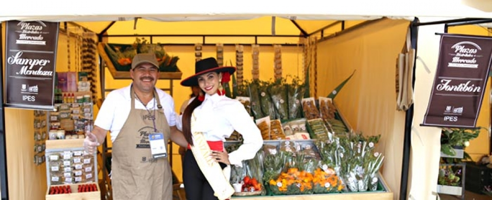 Plazas distritales de mercado presentes en ANATO 2018