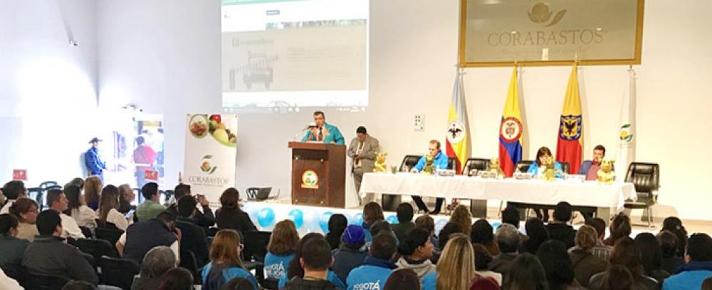 Plazas distritales de mercado y mayoristas de Corabastos se unen para mejorar canales de distribución en Bogotá