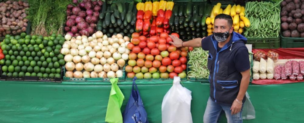 Las Plazas Distritales de Mercado empiezan a utilizar el aplicativo Domicilios.com