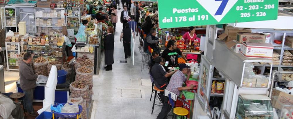 Una nueva cara estrena la Plaza de Mercado Siete de Agosto