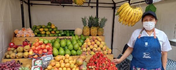 Mercados campesinos con enfoque agroecológico: iniciativa distrital para Reverdecer a Bogotá y aportar al Plan de Cambio y Rescate Social